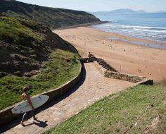 BARINATXE Basque Country, Outdoor Furniture, Outdoor Decor, Hammock, Watercolour, Country Roads, Home Decor, Countries, Beach