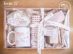 Lola Wonderful_Blog: DÍA DE LA MADRE 2016 - Regalos personalizados Gift Hampers, Gift Baskets, Mars Project, Lola Wonderful, Kit, Beautiful Babies, Homemade Gifts, Envelope, Lunch Box