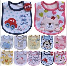 Free shipping 2013 Carter model essential for children three waterproof bibs Colors shipped randomly-in Nursing Covers from Baby Products on Aliexpress.com $13.02