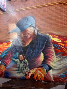 Chinatown le Street Art a Toronto