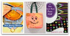 30 of the BEST Halloween + Autumn Sewing Projects