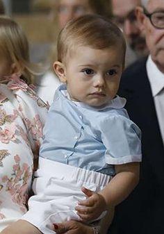 Prince Oscar.