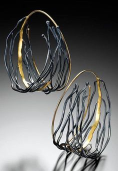 'Rooted Hoops' by Beverly Tadeu