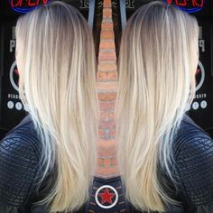 Blonde by Jenna at Plan B Kelowna Hair Salon