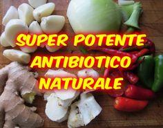 Si chiamaMaster Tonic, o Super Tonic (come lo chiama il dottor Schulze), ed è un antibiotico naturale considerato da molti siti il più potente