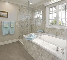 See more ideas about bathroom renovations, guest bathroom remodel and upsta House Bathroom, Master Bath Remodel, Coastal Bathrooms, Guest Bathroom Remodel, Master Bathroom Design, Bathroom Remodel Shower, Bathroom Interior Design, Bathroom Remodel Designs, Coastal Bathroom Design