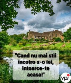 In Writing, Mansions, House Styles, Quotes, Quotations, Manor Houses, Villas, Mansion, Quote