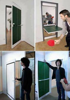 puerta o ping-pong