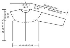 Illy / DROPS Children 22-16 - Gratis stickmönster från DROPS Design