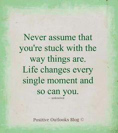 Change every single minute