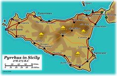 Image result for sicily in roman times