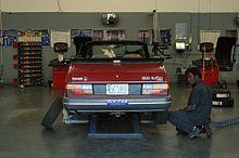 Automobile repair shop - Wikipedia, the free encyclopedia