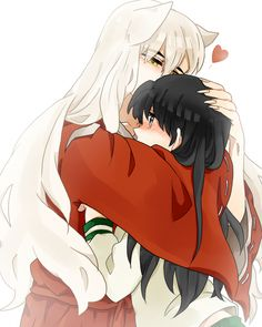 InuYasha and Kagome♡
