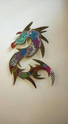 dragon sculter