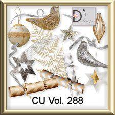 Vol. 288 - Winter - Christmas by Doudou's Design  cudigitals.com cu commercial scrap scrapbook digital graphics#digitalscrapbooking #photoshop #digiscrap