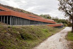 Vucedol Archaeological Museum / Radionica Arhitekture すごい山下研っぽい