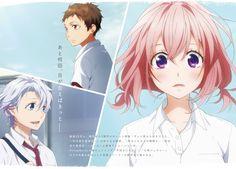 La película Suki ni Naru Sono Shunkan wo.: Kokuhaku Jikkou Iinkai ya tiene fecha de estreno.
