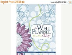 50% OFF STOREWIDE INDSD SALE 2015-2016 Original Homeschool Planner by Well Planned Gal (my daughter), Lesson Plans