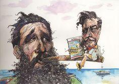 Fidel Castro y la literatura cubana - http://www.actualidadliteratura.com/fidel-castro-y-la-literatura-cubana/