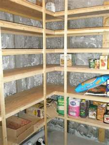 this is what I need for all my canned veggies Canning Jar Storage, Canning Jars, Doomsday Prepping, Root Cellar, Home Organization, Organizing, Homestead Survival, Weekend Projects, Storage Room