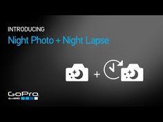 GoPro HERO4: Introducing Night Photo + Night Lapse - YouTube