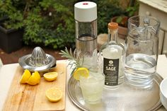 Sage & Lavender Sparkling Lemonade? I'll be seeing you this spring!
