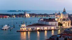 Punta della Dogana, Veneza.