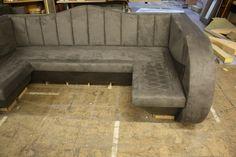 Specialised Furniture #bespokeseating #design www.stevehowiebespokefurniture.com