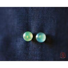 Serpentine earrings Serpentina, Pearl Earrings, Pearls, Handmade, Jewelry, Pearl Studs, Hand Made, Jewlery, Bijoux