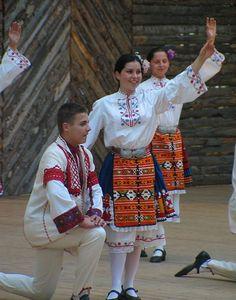 Folk costumes of Bulgaria