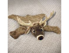 Our adorable faux deer skin rug measures 24 inches wide x 36 inches long. The fur is fake and 100 percent fun. Faux Animal Skin Rugs, Animal Rug, Deer Nursery, Nursery Ideas, Hunting Nursery, Room Ideas, Animal Nursery, Decor Ideas, Chambre Nolan