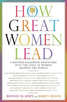 Add to your reading this | How Great Women Lead by Bonnie St. John | Don't forget to tune in to her Office Hours with Levo tomorrow at 2pm EST