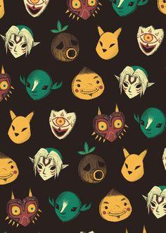 Tattoo Zelda Majoras Mask _ Tattoo Zelda tattoo zelda majoras mask \ tattoo zelda _ tattoo zelda id The Legend Of Zelda, Legend Of Zelda Breath, Deku Mask, Majora Mask, Zelda Tattoo, Ocarina Of Times, Breath Of The Wild, Twilight Princess, Video Game Art