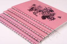 Floriography fanzine on Behance