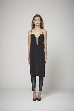 Duo Dress - Black