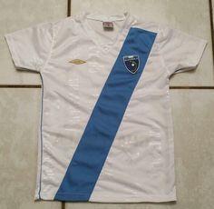 3e5396327 UMBRO Guatemala National Team Soccer Jersey