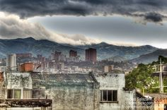 HDR cali, colombia by hilcias78, via Flickr