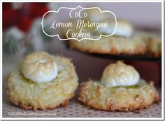 Coco Lemon Meringue Cookie Recipe for Your Holiday Baking - Faith Filled Food for Moms #HolidayButter #cbias #shop