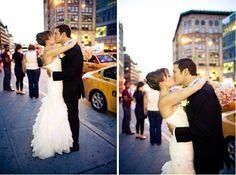 Perfect NYC wedding