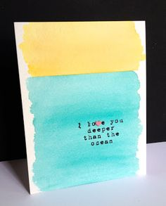 I'm in Haven: Simon Says Stamp Splash of Color Blog Hop + Giveaway