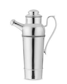 Presidio Silver Plated Cocktail Shaker #williamssonoma