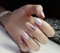 New nails art facile fete 17 Ideas Pink Manicure, Pink Nails, My Nails, Polish Nails, Fall Manicure, Fabulous Nails, Gorgeous Nails, Pretty Nails, Trendy Nail Art