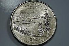 2005 State Quarter Error Coin
