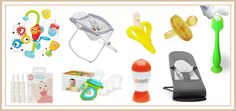 A list of the most brilliant baby products you can find on Amazon. Amazon baby must-haves, Amazon toddler must-haves, most popular baby products on Amazon, baby gadgets, etc!