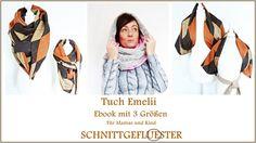 """EBOOK """"EMELII""""  TUCH CAPE ROCK SOFORTDOWNLOAD von SCHNITTGEFLÜSTER"""