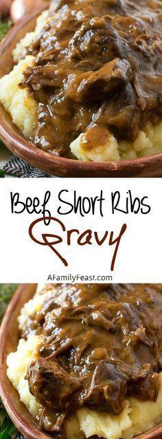 Beef Short Ribs Grav...