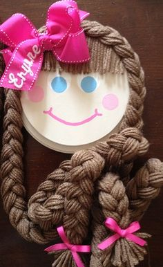Erynne Doll Face Bow Holder-