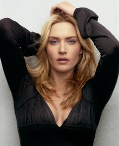 Kate Winslet - Markus + Indrani Photograph Famous Faces for Icons Book