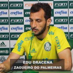 """Dracena critica calendário do futebol brasileiro de 2017: """"é desumano"""""""