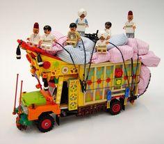 Indian Lego Caravan